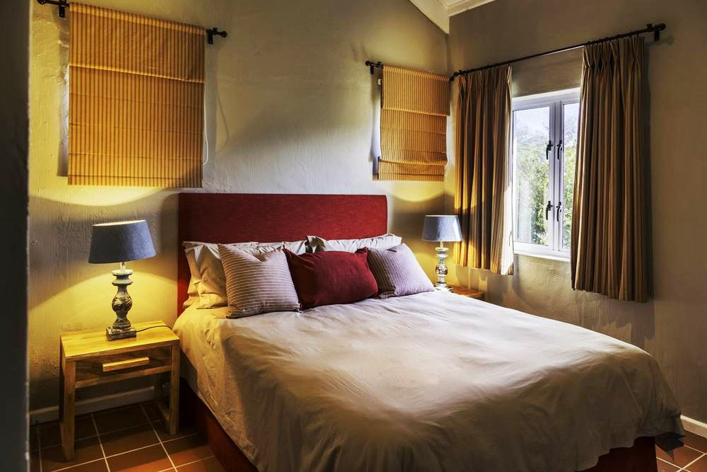 Bedroom at Cannon Rocks Beach Suites