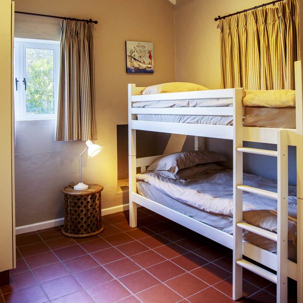 Small Bedroom at Cannon Rocks Self Catering